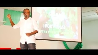 Download Le poids d'un peuple   Alain GOUAMENE   TEDxGrandBassam Video