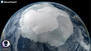 Download Satellite Detects MASSIVE Object Under Antarctica 12/27/16 Video