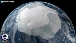 Download Satellite Detects MASSIVE Object Under Antarctica 12/27/16 Video
