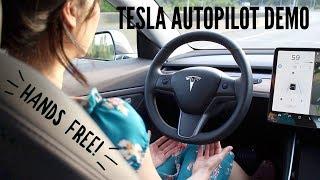 Download Tesla Model 3 ♥ Autopilot Demo & Review Video