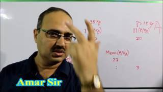Download Alligation: Complete Concept and Solution: Shortcut Tricks: By Amar Sir: Bank PO/SSC/Railway/IAS Video