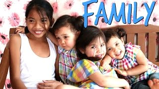 Download First Time Meeting Their Cousins! - January 11, 2017 - ItsJudysLife Vlogs Video
