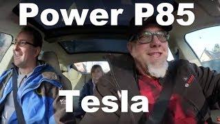 Download Tesla Model S P85 in Atlantic blue für Thorsten Video