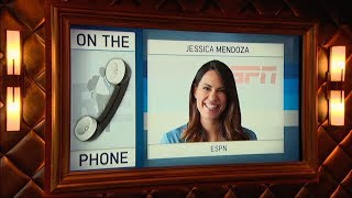 Download ESPN's Jessica Mendoza Breaks Down the MLB Playoffs & More w/Rich Eisen | Full Interview | 10/18/17 Video