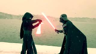 Download Kylo Ren Vs Darth Vader Video