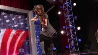 Download Lindsey Stirling America's Got Talent Audition Video