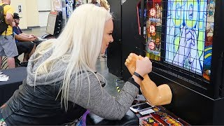 Download Over The Top Arm Wrestling Arcade Game at EVO! (Full Footage) Video