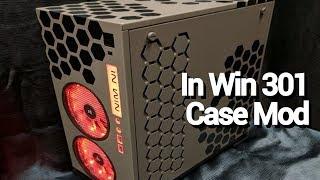 Download Modding the InWin 301 PC case Video