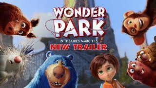 Download Wonder Park (2019) - New Trailer - Paramount Pictures Video