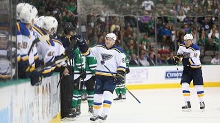 Download Tarasenko records first career hat trick Video