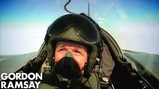 Download Cooking for RAF Pilots - Gordon Ramsay Video