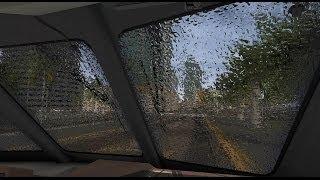 Download TRAIN SIMULATOR 2017 | F59PHI CAB RIDE IN THE RAIN! Video