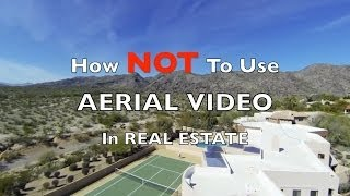 Download Real Estate Video: How NOT To Use Aerial Video In Real Estate Video