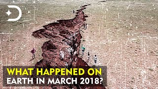 Download What Happened On Earth In March 2018? - Tectonic Plates Problem Video
