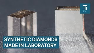 Download These lab-grown diamonds are identical to natural ones Video