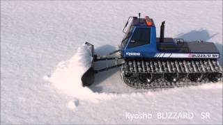 Download Kyosho FPV BLIZZARD SR Video