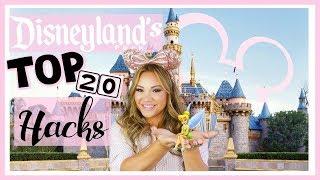 Download Disneyland's Top 20 Hacks How to do Disneyland like a Pro! Video