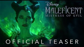 Download Official Teaser: Disney's Maleficent: Mistress of Evil - In Theaters October 18! Video
