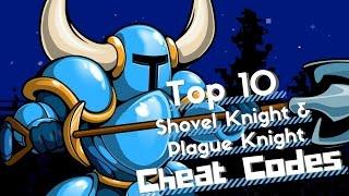 Download Top 10 Shovel Knight/Plague Knight/Specter Knight Cheat Codes Video
