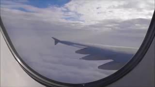 Download Qantas A380 Cloudy Landing London Heathrow Video