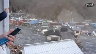 Download Dramatic Japan Tsunami footage (Prt1) Revised Video