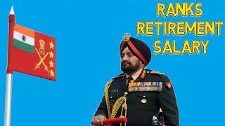 Download Indian Army RANKS | SALARY | RETIREMENT भारतीय सेना रेंक | वेतन | सेवानिवृत्ति Video