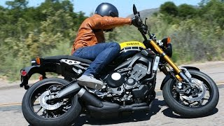 Download 2016 Yamaha XSR900 Video Review Video