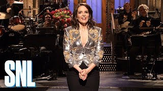 Download Tina Fey Audience Questions Monologue - SNL Video