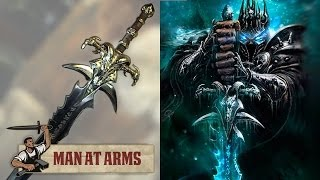 Download The Lich King's Frostmourne (World of Warcraft) - MAN AT ARMS Video