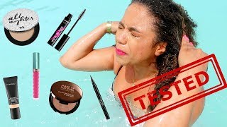 Download Waterproof Makeup Tested at the Beach! Splash, Swim, Snorkel!! Video