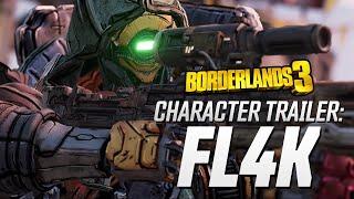 Download Borderlands 3 - FL4K Character Trailer: ″The Hunt″ Video
