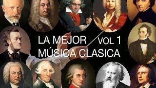 Download La Mejor Música Clásica Vol I - Mozart, Bach, Beethoven, Chopin, Brahms, Handel, Vivaldi, Wagner Video