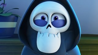 Download Funny Animated Cartoon | Spookiz Brand New Teacher 스푸키즈 | Cartoon for Children Video