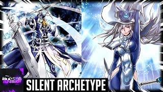 Download Yugioh Trivia: Silent Magician & Silent Swordsman Archetype Video