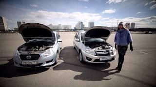 Download Лада Гранта vs Datsun on-Do. Ну развод же! Video