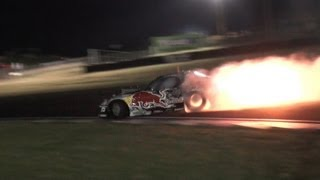 Download Mad Mike RedBull RX7 - Spitting Flames - Team NZ Promo 2012 Video