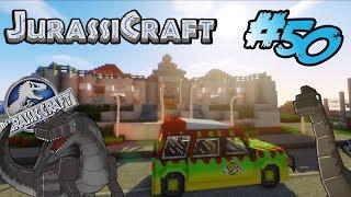 Download SUPER PARQUE DE DINOSAURIOS!!! - Minecraft Jurassicraft #50 Video