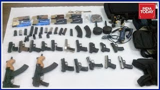 Download CRPF Loses Crucial Arms And Ammo Along With 25 Men Video