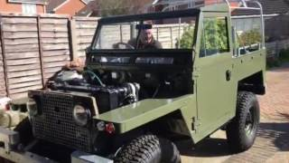 Download Land Rover Lightweight 200 Tdi first drive Video