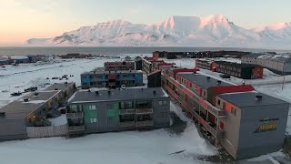 Download The Northernmost Town on Earth (Svalbard in 4K) Video