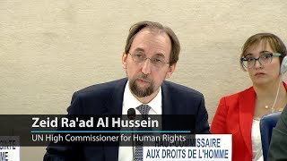Download UN rights chief deplores violence against Rohingya in Myanmar Video