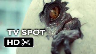 Download Jurassic World TV SPOT - Nightmares Are Born (2015) - Dinosaur Thriller HD Video