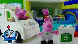 Download Peppa Pig Hospital de Peppa Hospital Construction Set - Juguetes de Peppa Pig Video