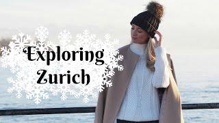 Download Exploring Zurich & a $1,000,000 Christmas Tree!!! | Fashion Mumblr #VLOGMAS Day 2 Video