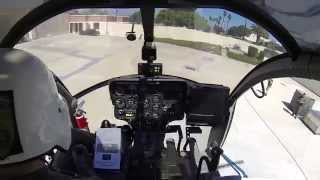 Download GoPro cockpit video of helicopter air show demo with ATC audio (Edited) Video