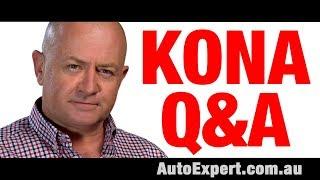Download Top 13 Questions you asked about the Hyundai Kona | Auto Expert John Cadogan | Australia Video