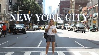 Download New York City Travel Vlog | 2016 Video