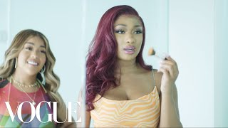 Download 24 Hours With Megan Thee Stallion   Vogue Video