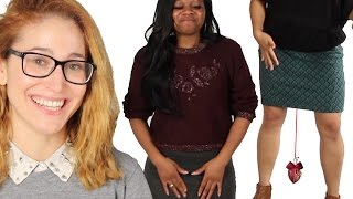 Download Women Try Vaginal Weightlifting For The First Time Video