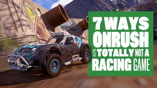 Download 7 Ways OnRush Is Totally Not A Racing Game - New OnRush Gameplay Video